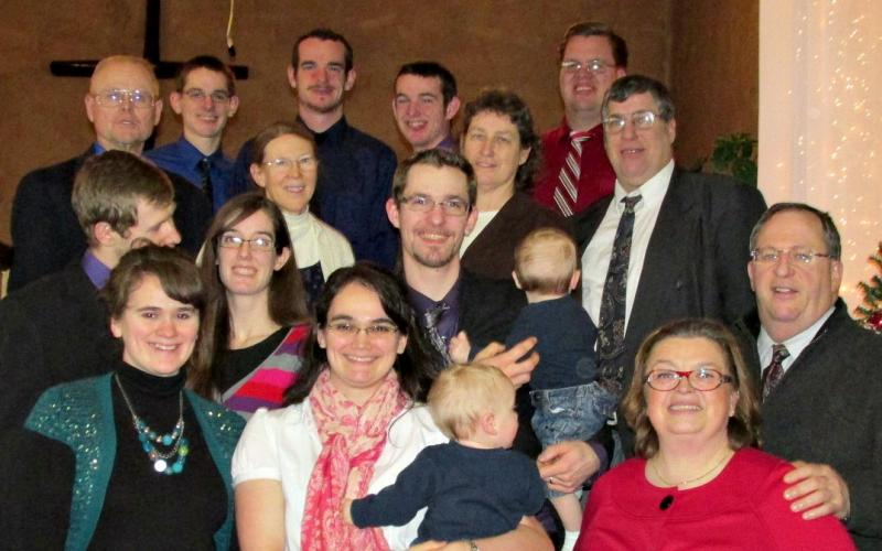 CHURCH FAMILY SUPERIOR 2013